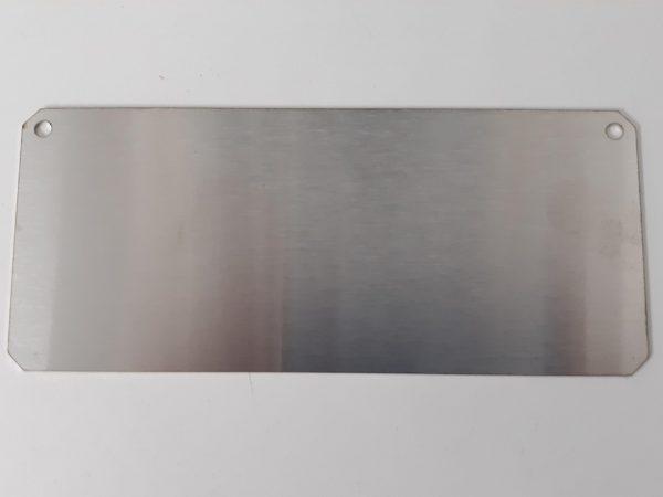 "flat leg for 300W/120V 1/2 size x 4"" Deep Condensate Evap Pan"