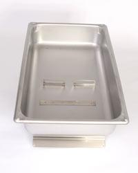 evap pan for commercial refrigerators