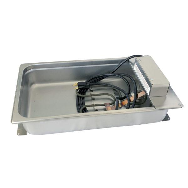 full double evap pan