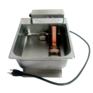 "1000W/240V 1/2 Size X 4"" Deep Condensate Evaporation Pan"