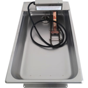 """Full X 4"""" Deep Condensate Evap Pan"""